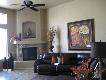 Las Cruces Living Room